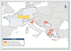 EYWA service level Europe