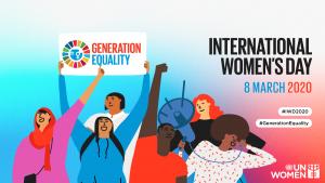 International womens day 2020