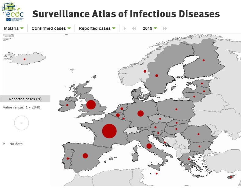 Malaria Europe