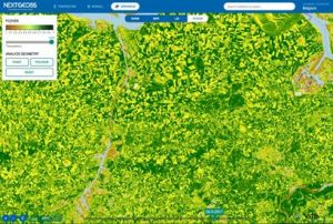 Food Security Portal nextgeoss