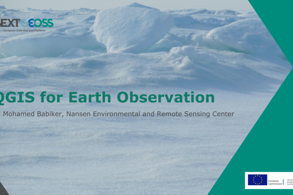 QGIS for Earth observation